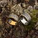 Кольцо с молитвой Водителя (серебряное) KLS06