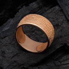 """Золотое кольцо с молитвой """"22 псалом Давида"""" KLZ0201"""