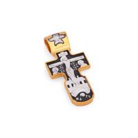 Крест православный KRSP12