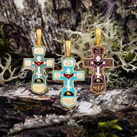 Крест православный KRSPE01
