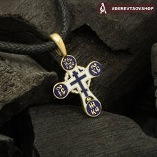Крест православный KRZE0504