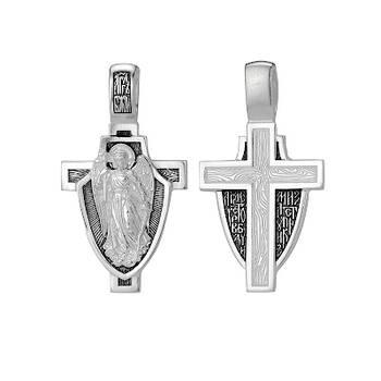 Православный крест - Ангел Хранитель с молитвой (арт. 21111-164)