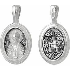 Иконка с образом Сергия Радонежского (арт. 21211-26)