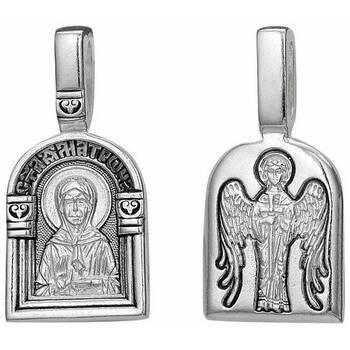 Образок на шею Матрона Московская, Ангел Хранитель (арт. 21211-44)