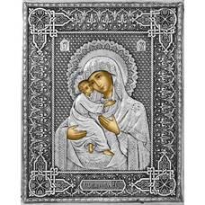 Владимирская икона Божией матери в ризе 122401