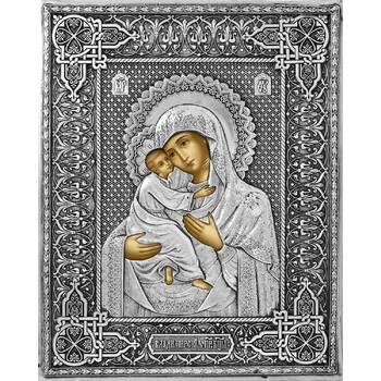 Владимирская икона Божией матери в ризе (арт. 122401)