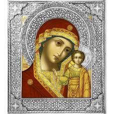 Казанская икона Божией матери в ризе (арт. 1224011)