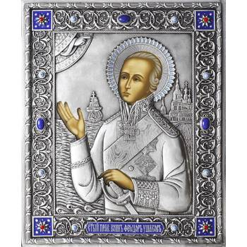 Икона Феодор Ушаков в ризе (арт. 12240119)