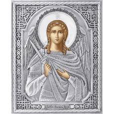 Икона Ангела Хранителя в ризе 12240121