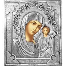 Казанская икона Божией матери в ризе (арт. 1224016)