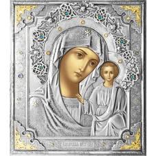 Казанская икона Божией матери в ризе (арт. 1224017)