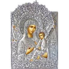 Тихвинская икона Божией Матери в ризе (арт. 1224030)