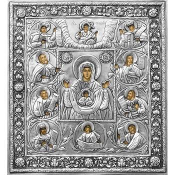 Курская-Коренная икона Божией Матери в ризе (арт. 1224033)