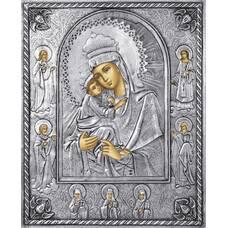 Почаевская икона Божией Матери в ризе (арт. 1224035)