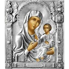 Иверская икона Божией Матери в ризе (арт. 1224037)
