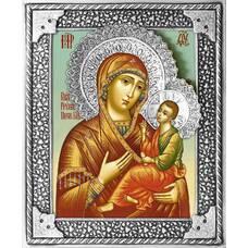 Икона Грузинской (Раифской) Божией Матери в ризе (арт. 1224041)