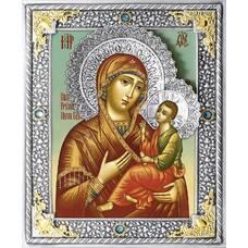 Икона Грузинской (Раифской) Божией Матери в ризе (арт. 1224042)