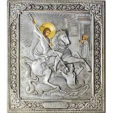 Икона Георгий Победоносец в ризе (арт. 12240501)