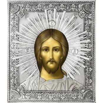 Икона Спас Оплечный в ризе (арт. 1224059)