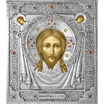 Икона Спас Нерукотворный в ризе (арт. 1224071)