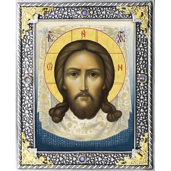 Икона Спас Нерукотворный в ризе (арт. 1224074)