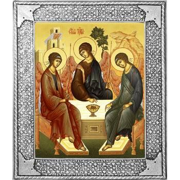 Икона Святая Троица в ризе (арт. 1224080)