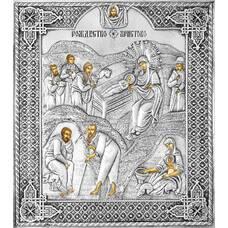 Икона Рождество Христово в ризе (арт. 1224081)