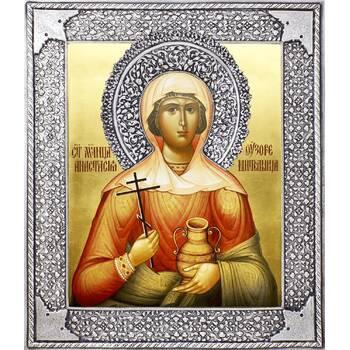 Икона Анастасии Узорешительницы в ризе (арт. 1224085)