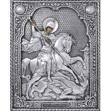 Икона Георгий Победоносец в ризе (арт. 1224087)