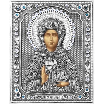 Икона Матрона Московская в ризе (арт. 1224097)
