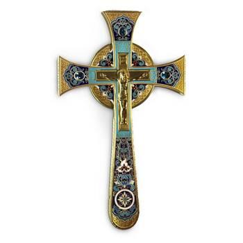 Крест напрестольный IZKR03