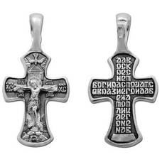 Крест из серебра (арт. 13111-203)