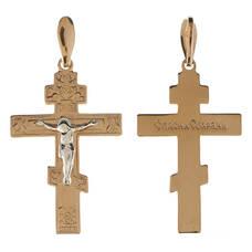 Крест золото Au 585 (арт. 13114-26)