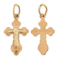 Крест золото Au 585 (арт. 13114-28)