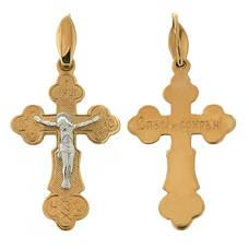 Крест золото Au 585 (арт. 13114-32)