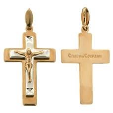 Крест золото Au 585 (арт. 13114-33)