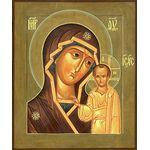 Икона образ Пресвятой Богородицы 'Казанская'
