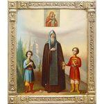 Феодор Ростиславич Черный, Смоленский, Ярославский, святой благоверный князь