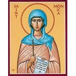 Моника праведная, мать блаженного Августина