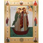 Петр и Феврония, Муромские чудотворцы