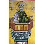 Симеон Столпник, Дивногорец, преподобный