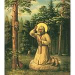 Серафим Саровский, преподобный чудотворец