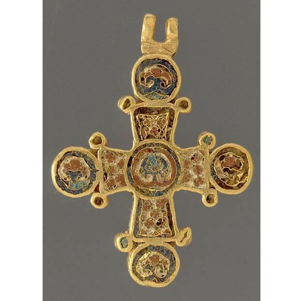 Нательные кресты византия.